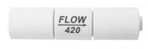 Áramlás szabályzó 420 CC gyorscsatlakozós